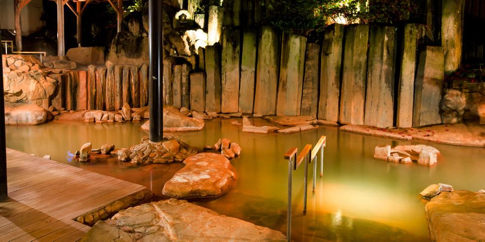 ホテル木暮 温泉2