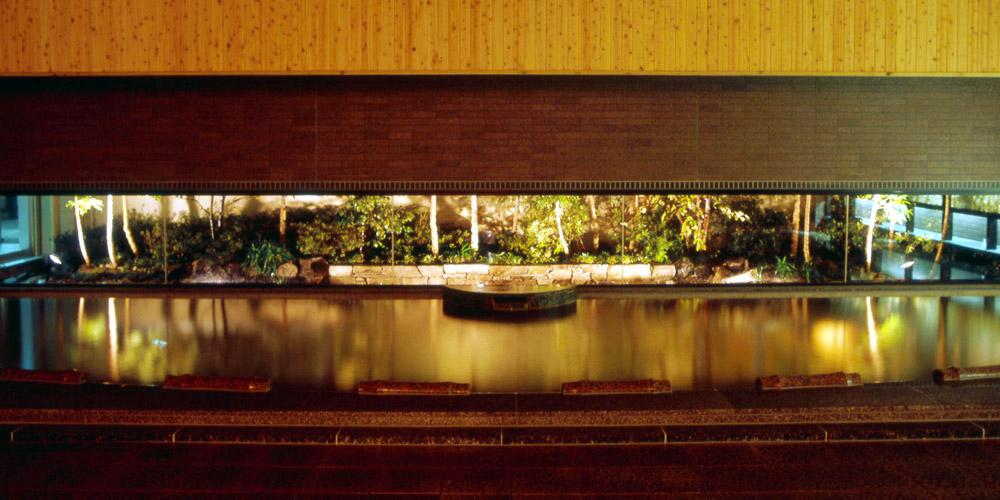 ホテル木暮 温泉3